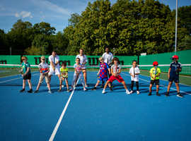 Professional Tennis Coaching for Juniors & Adults of all ages, standards and abilities