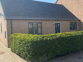 2 bed bungalow with no restrictions Darley Dale Matlock Derbyshire