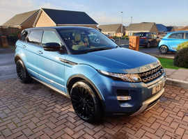 2012 Land Rover Range Rover Evoque 2.2 SD4 Dynamic AWD
