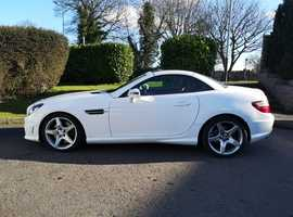 MERCEDES-BENZ SLK-CLASS SLK 250 CDI BlueEFFICIENCY AMG Sport 2.2 2dr Paddleshift Auto