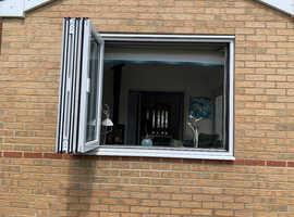 NEW Bi-Fold UPVC Window