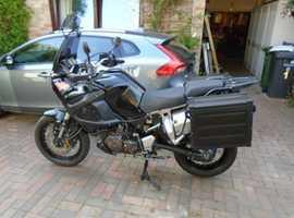 Yamaha XT1200Z, 2012, mot May 20, very good condition, lots of extras