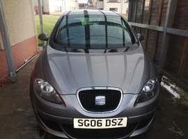 Seat Altea, 2006 (06) Silver Hatchback, Manual Diesel, 148,824 miles
