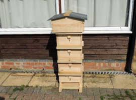 Warre MK3 Bee Hive Complete.