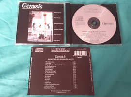 Genesis Where The Sour Turns To Sweet Prog Rock Peter Gabriel Mike Rutherford Mike And The Mechanics Tony Banks CD