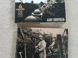 A Superb WW1 Book With DVD & Photo's
