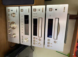 teac reference series 500 hifi system