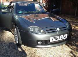 MG MGTF, 2003 (53) Grey Sports, Manual Petrol, 126,830 miles