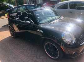 Mini Convertible, 2010 (10), Manual Petrol, 56,000 miles