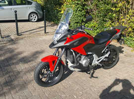 Honda NC700X adventure, touring, commuter bike, ready for new riding season!