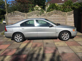 Volvo 60 SERIES, 2004 (54) Silver Saloon, Manual Diesel, 65,000 miles