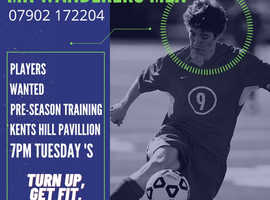 MK Wanderers men's team is looking for players