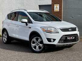 2011 Ford Kuga 2.0 TDCi Zetec Budget Price Kuga....Be Quick!