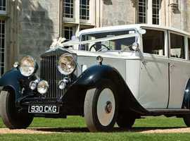 Hire Wedding Cars East Sussex From Premier Carriage