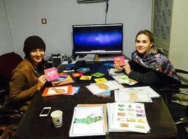 English teachers welcomed in Changchun,Jilin,China