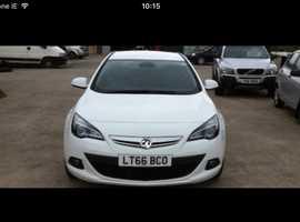 Vauxhall Astra, 2016 (66) White Hatchback, Manual Diesel, 20,000 miles