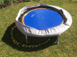 Trimilin rebounder/indoor trampoline