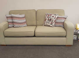 Large 2 seater Sofa for Free