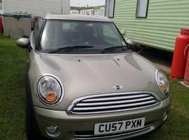 Mini MINI, 2007 (57) Silver Estate, Manual Petrol, 82,000 miles