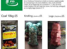 Logs, Kindling, Coal