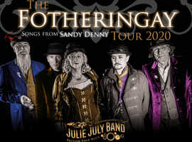 The Fotheringay Tour 2020 - Songs of Sandy Denny