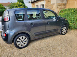 Citroen C3, 2016 (16) Grey MPV, Manual Diesel, 51,000 miles