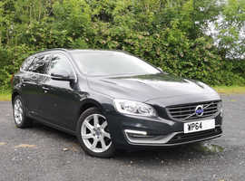 2014/64 Volvo V60 D4 (181bhp) SE NAV - NIL to tax, New MOT, Includes Optional Extras