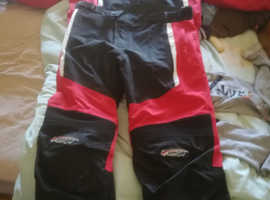 Sparda jacket and bottoms