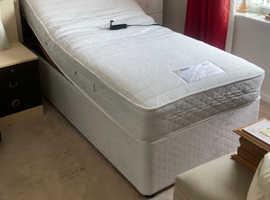 Electric mi suzi single bed