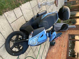 Moped  Kymco agility city 50
