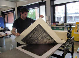 Introduction to Printmaking (5 Week block courses) with Neil Pittaway