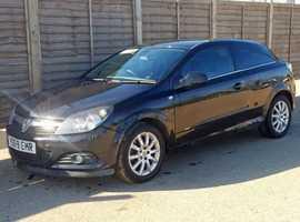 Vauxhall Astra, 2010 (59) Black Hatchback, Automatic Petrol, 80,387 miles