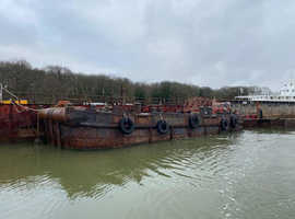 Barge for Conversion - Jumbo