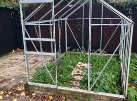 Greenhouse aluminium for sale
