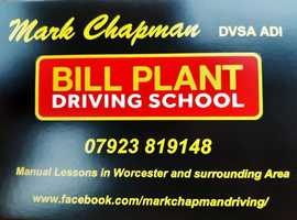 Driving lessons available now!!!