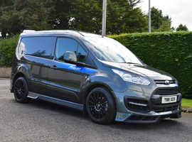 Ford Transit Connect 1.5 L1 200 MS-RT Limited Edition