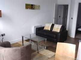 Light and Airy one bedroom flat.