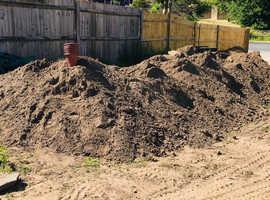 Free excellent Top Soil -