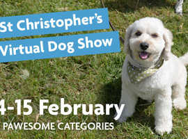 St Christopher's Virtual Dog Show