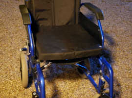 used Enigma Wheel Chair for sale (was £160 new) ... £60