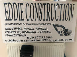 EDDIE CONSTRUCTION