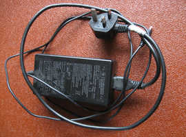 HP AC POWER ADAPTER OUTPUT 32 VOLTS DC 0757-2171 IN GOOD CONDITION