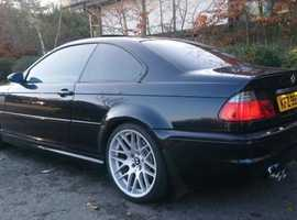 Bmw m3 e46 manual 2 owner coupe
