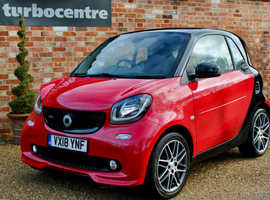 Smart Fortwo BRABUS XCLUSIVE Coupe, VERY RARE AND ONLY 7,000 miles