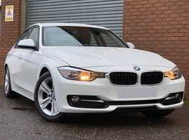 BMW 3 Series 2.0 320d Sport Edition Absolutely Mint Condition Sport, with the Full Leather Sports Interior