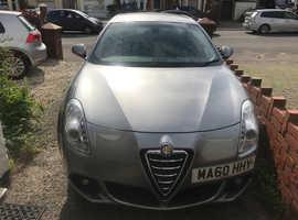 Alfa Romeo Giulietta, 2010 (60) Grey Hatchback, Manual Petrol, 69,806 miles