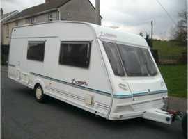 Touring Caravan abbey 2000