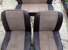Mini City seats from 1980s