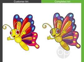 Professional Machine Embroidery Digitizing Service