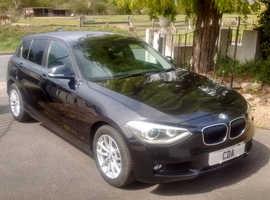 BMW 1 SERIES 2014 2.0 116D SE AUTO